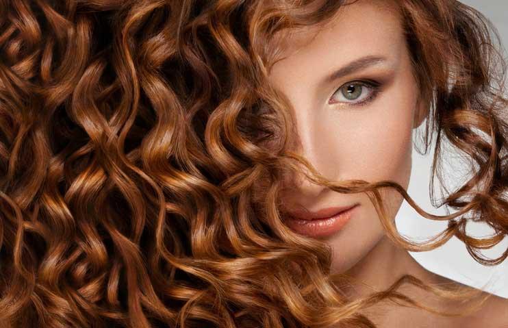 Lockiges-Haar