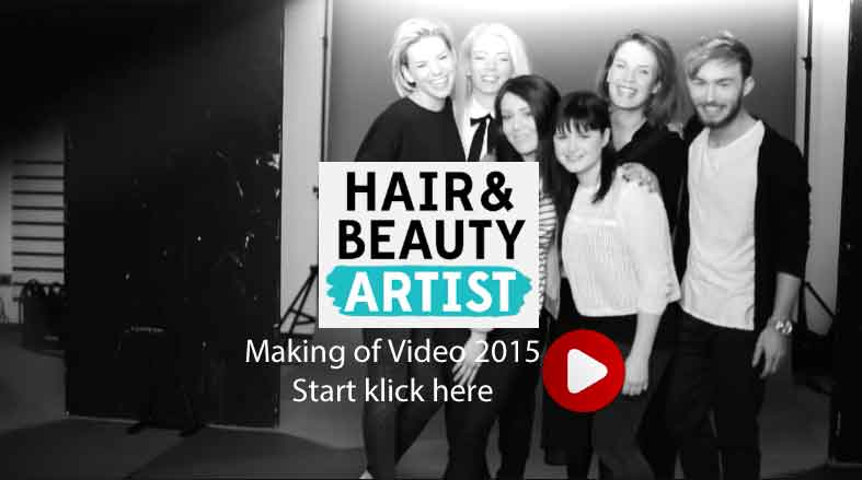 Hair and Beauty Artist Making of 2015