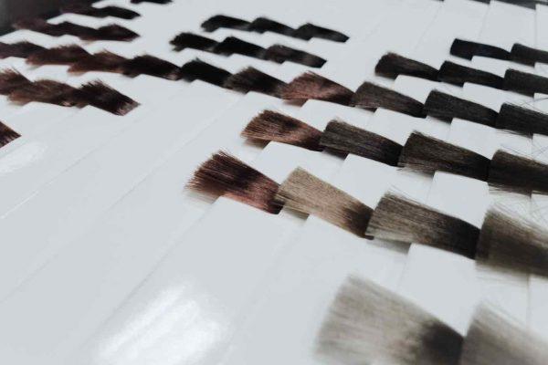 Grenzenlose Haarfarben